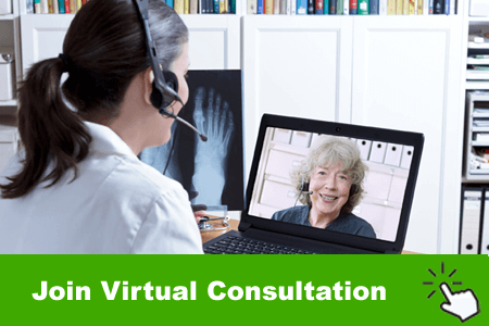 virtual consultation with PhysioNetics, a leading Physiotherapist located in Naples, Florida